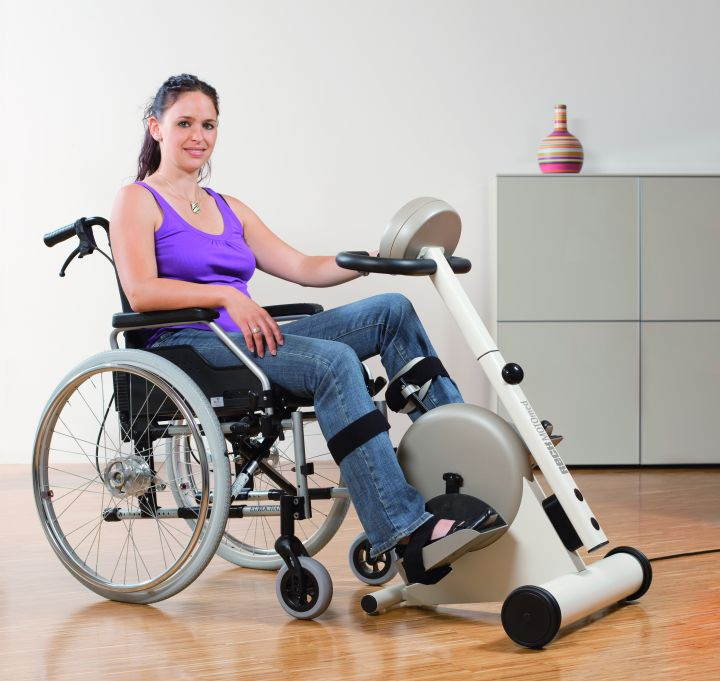 Motomed Movement Therapy Models